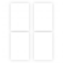 Nummervlakken: Wit (20x30cm)
