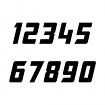 Racenummers: Robotic