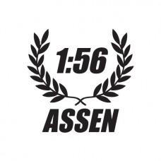 PR Assen sticker