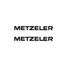 Metzeler Banden Sponsor Sticker