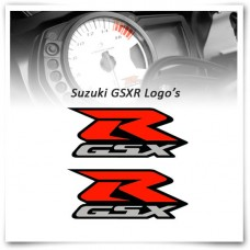 GSXR Logo Stickers