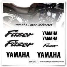 Yamaha Fazer Stickers