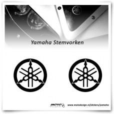 Yamaha Stemvork Stickers