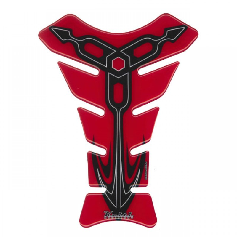 Tankpad Yamaha Logo, Rood