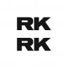 RK Chains Sponsor Sticker