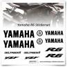 Yamaha R6 Stickers
